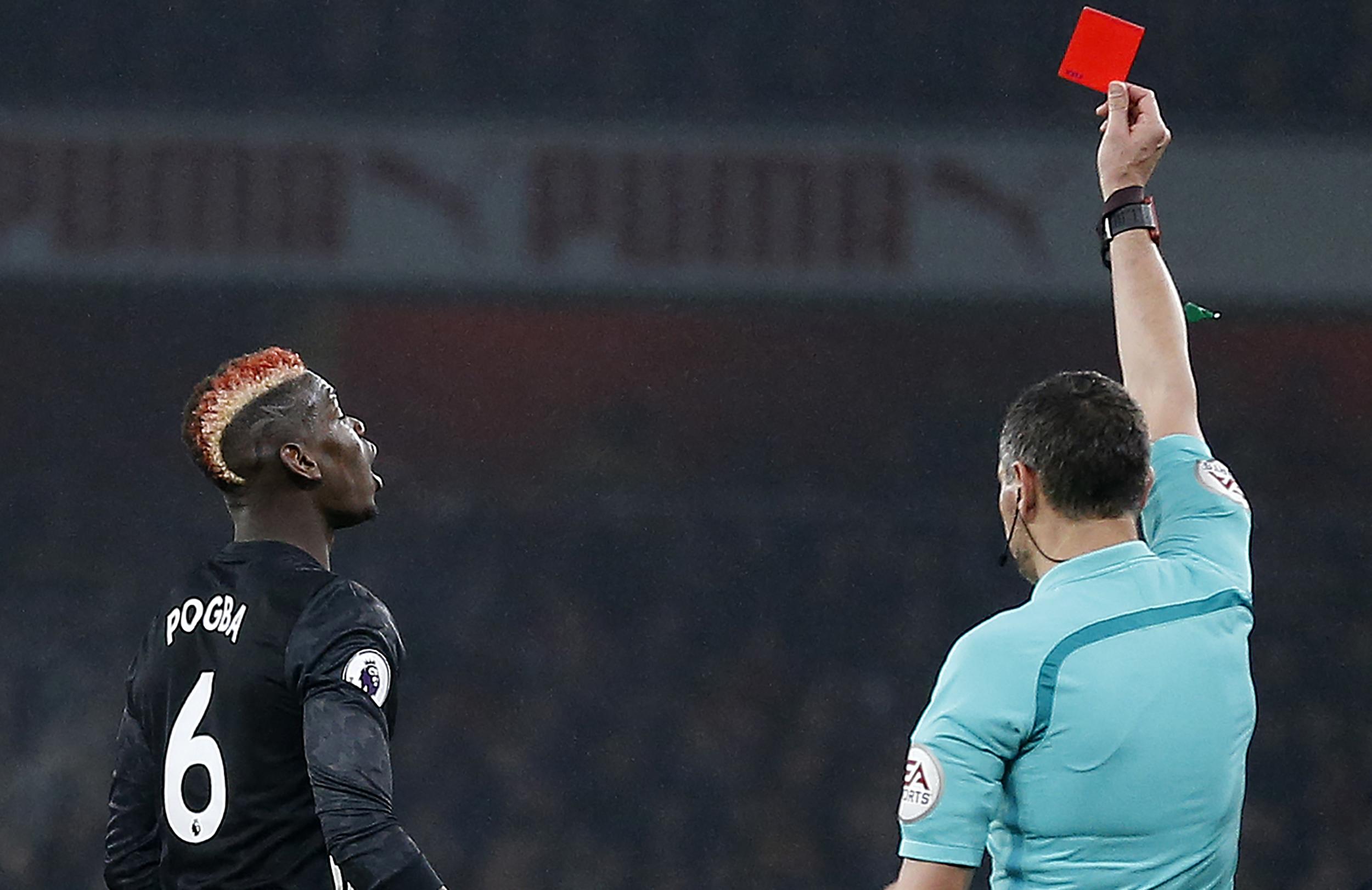 [Premier League] Arsenal – Manchester United : les notes