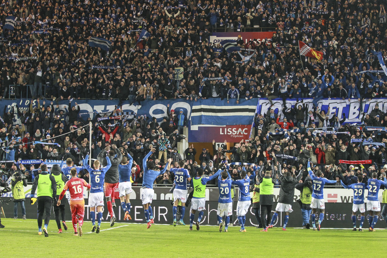 Strasbourg, le club le plus sexy de Ligue 1